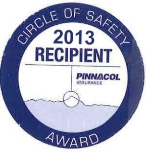 copestone-circle-of-safety-award-seal-2013